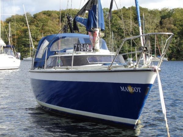 Rydgeway Marine Prospect 900 Prospect 900 - Margot