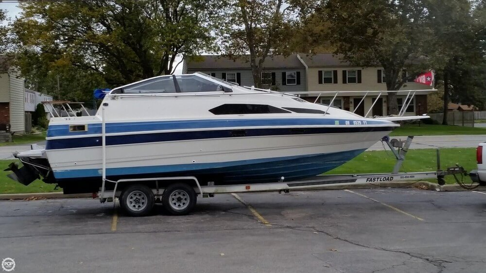 Bayliner Ciera 2455 Sunbridge 1988 Bayliner Ciera 2455 SUNBRIDGE for sale in Toledo, OH