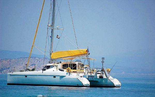 Fountaine Pajot LAVEZZI 40 Fountaine Pajot Lavezzi 40 for sale in Greece