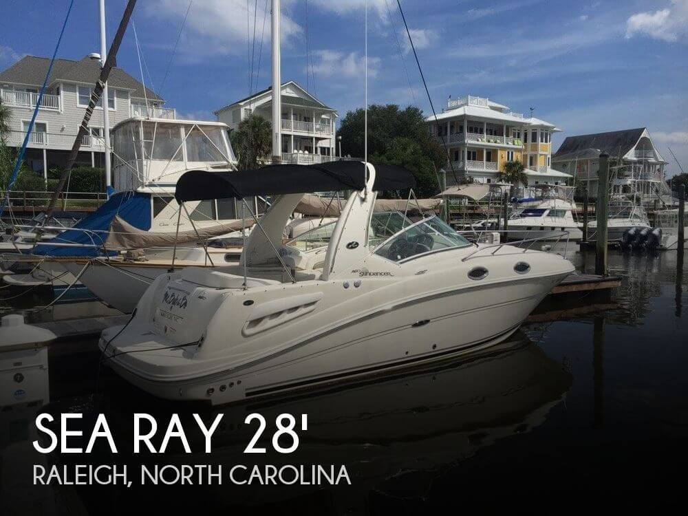Sea Ray 260 Sundancer 2007 Sea Ray 260 Sundancer for sale in Raleigh, NC