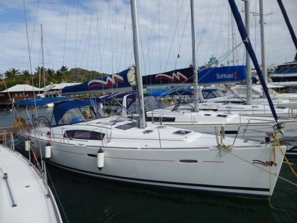 Beneteau Oceanis 43 Profile