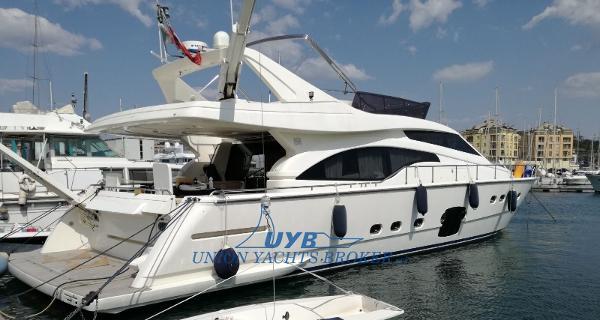 Ferretti Yachts 681 murata dx