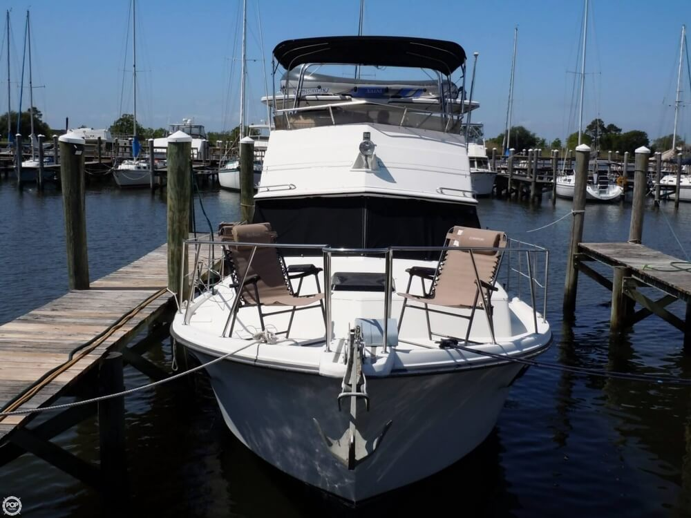 Carver 3607 Aft Cabin Motoryacht 1985 Carver 3607 Aft Cabin for sale in Slidell, LA