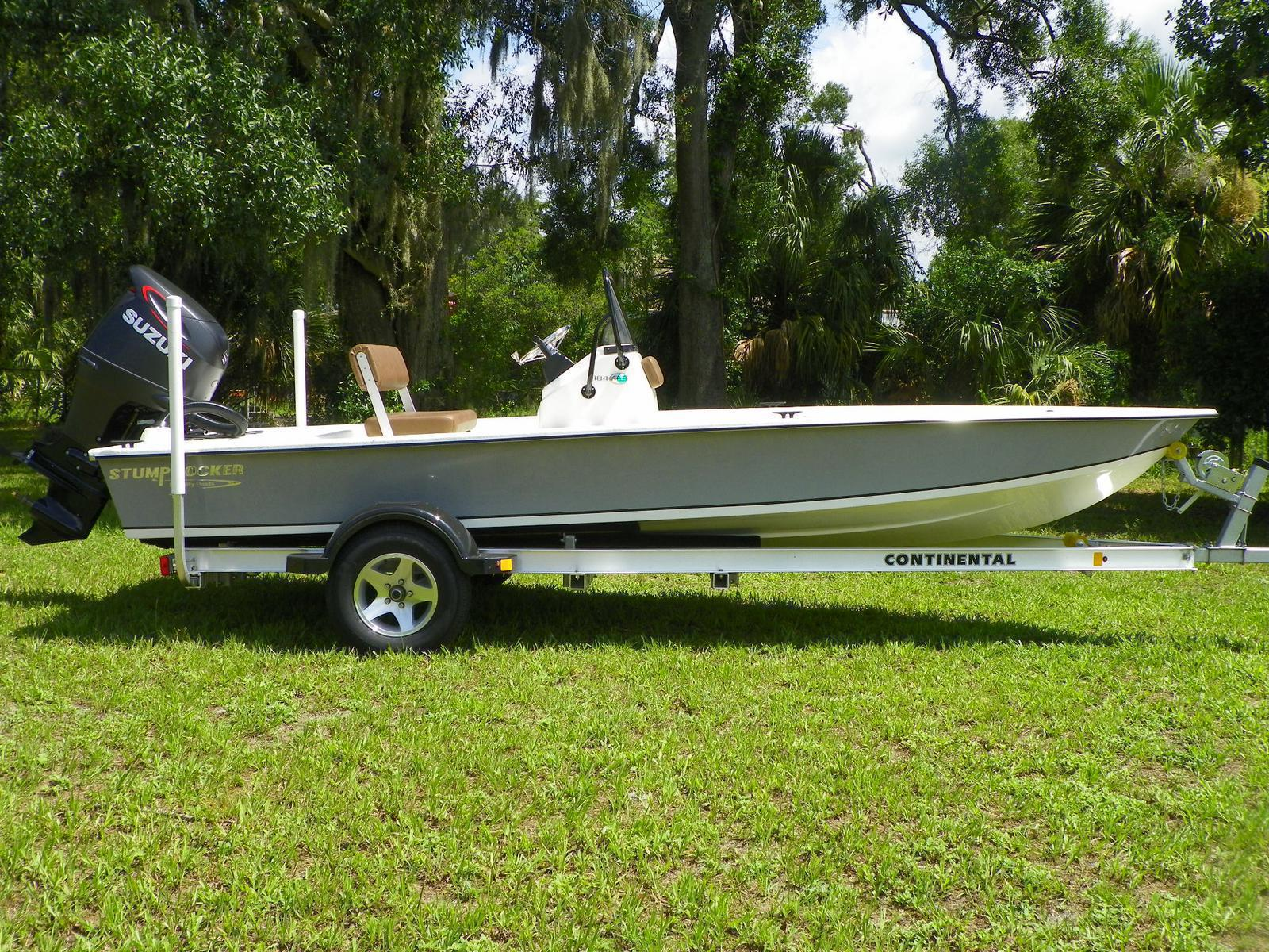 Stumpnocker 184 Coastal
