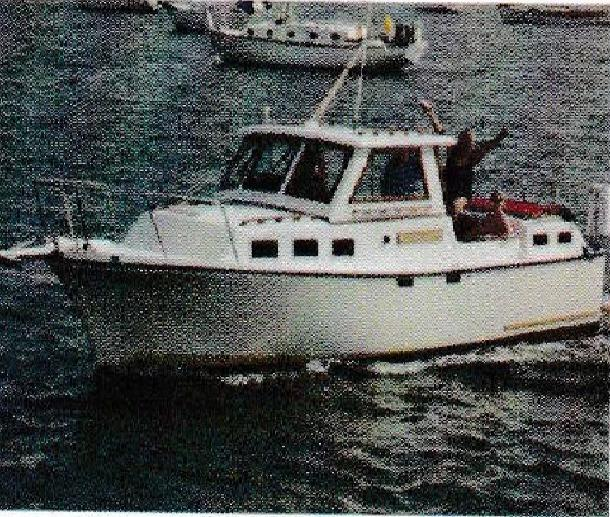 Albin Marine Family Cruiser
