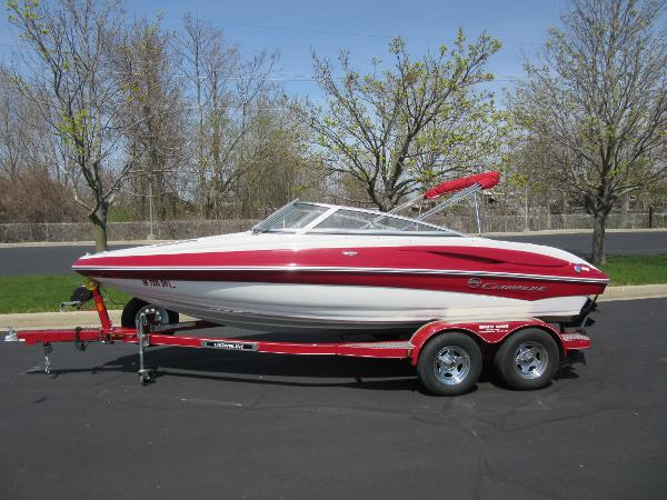 Crownline 195 SS PROFILE