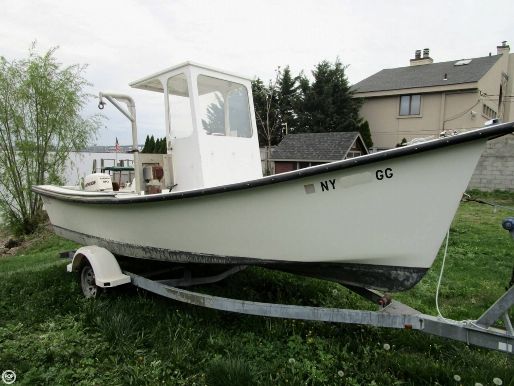 Allied Boat Works 20 Fisherman 2012 Allied Boat Works 20 Fisherman for sale in Whitestone, NY