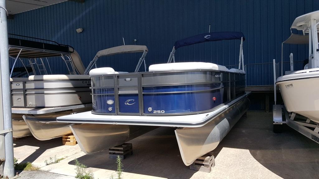 Crest Pontoon Boats Crest II 250 L