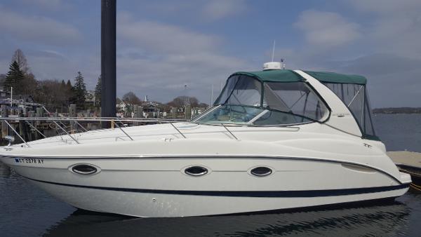 Maxum 3100 SCR Port Profile