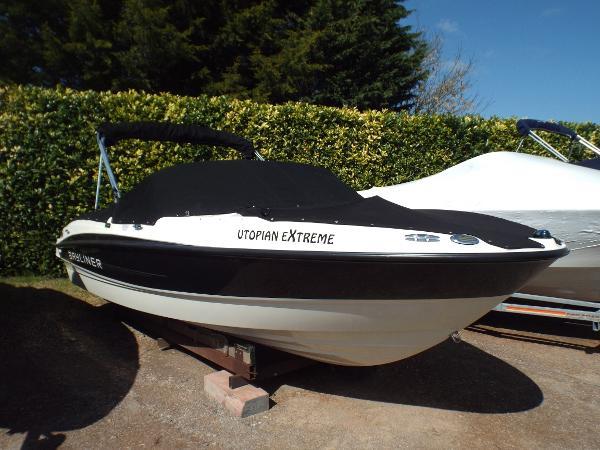 Bayliner 185 Bowrider 2011 Bayliner 185