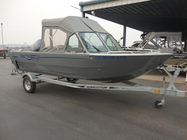River Hawk 18 Sport