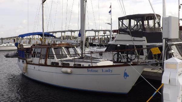 Nauticat MK II Ketch