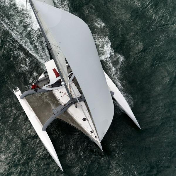 McConaghy Boats Cruising Trimaran