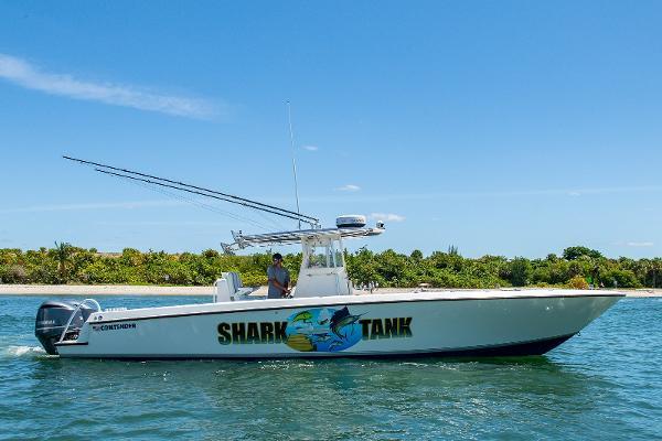 Contender Center Console Shark Tank
