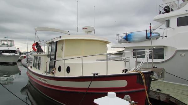 Nordic Tug 32 Starboard