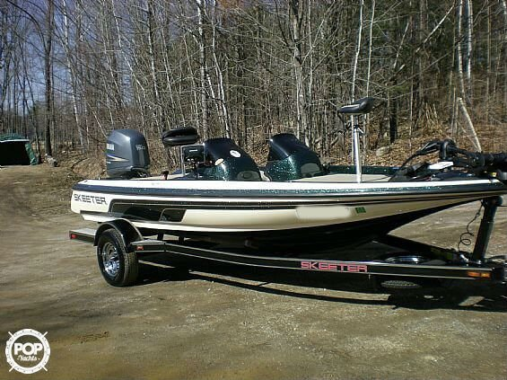 Skeeter SX 190 2008 Skeeter SX 190 for sale in Meredith, NH