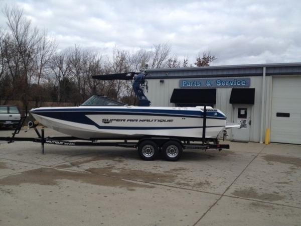 Nautique Super Air GS24 Open Bow