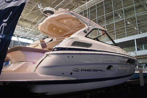 Regal 35 Sport Coupe Sister Ship