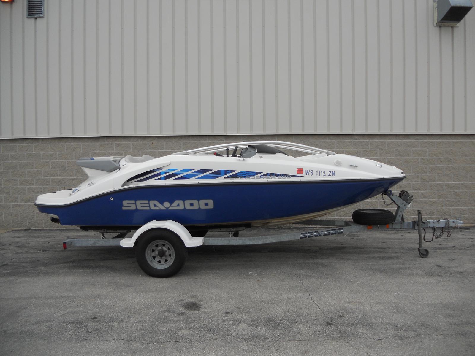 Sea-Doo Sport Boats Speedster 200