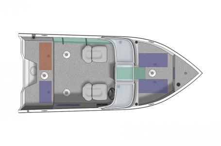 Crestliner 1650 Fish Hawk SE Walk-through