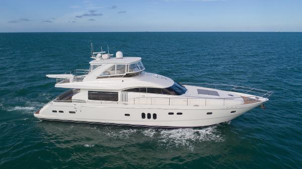 Viking 75 Motor Yacht Profile