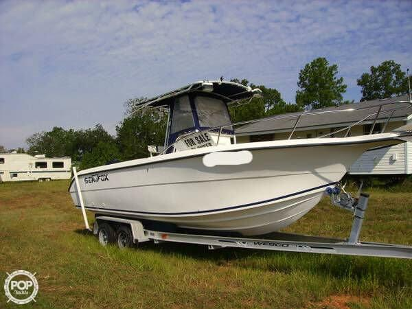 Sea Fox 257 Center Console 2002 Sea Fox 257 CC for sale in Phenix City, AL