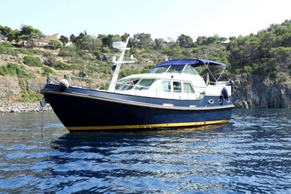 Linssen 410 AC Grand STurdy