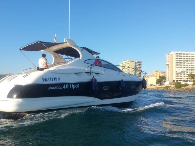 Astondoa Yachts Astondoa 40 Open