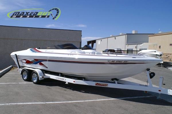 Hallett 255 Open Bow