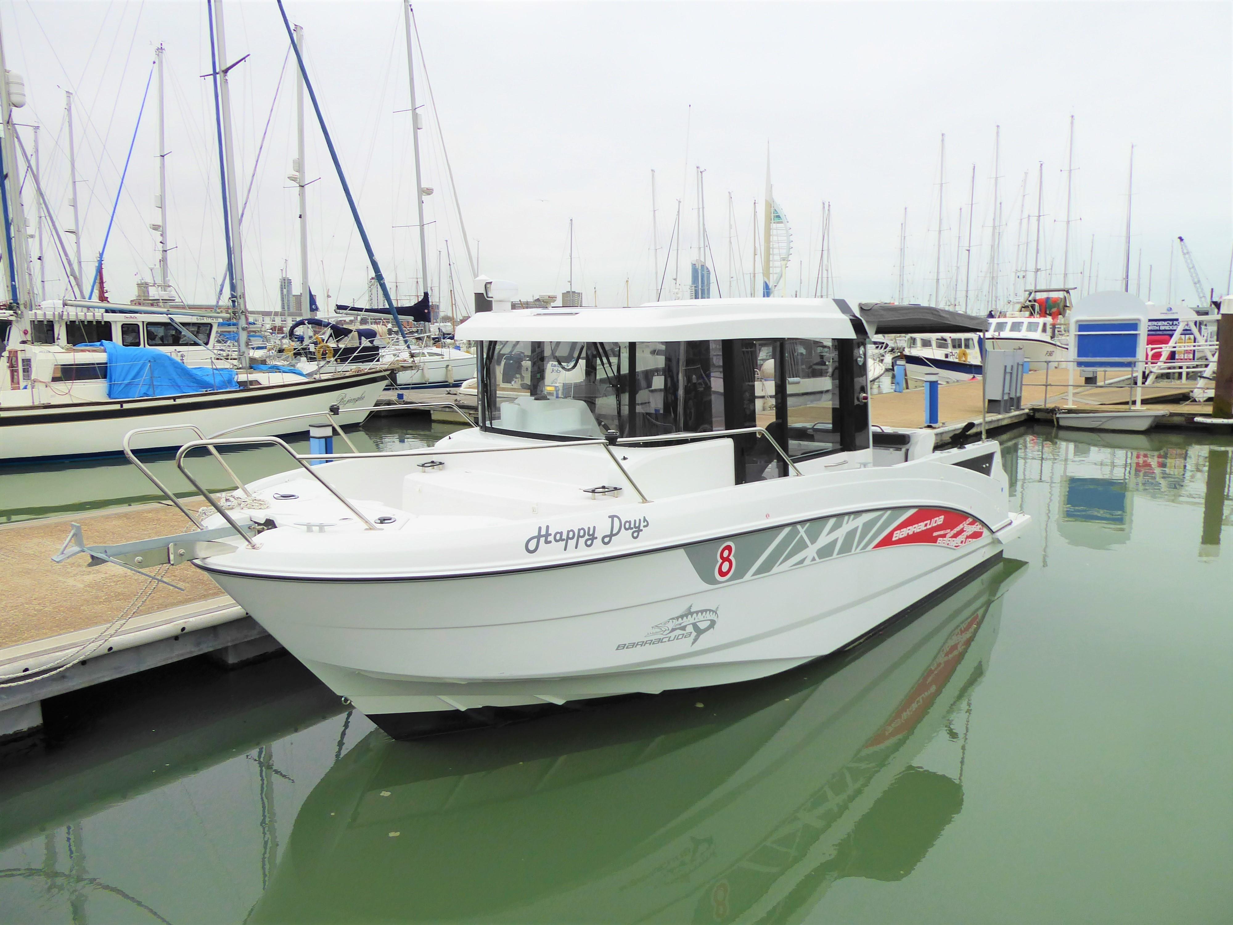 Beneteau BARRACUDA 8 Barracuda 8 - For Sale