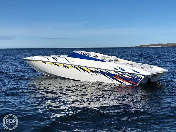 Sunsation 288 Intimidator 2005 Sunsation 288 Intimidator for sale in Middleton, MA