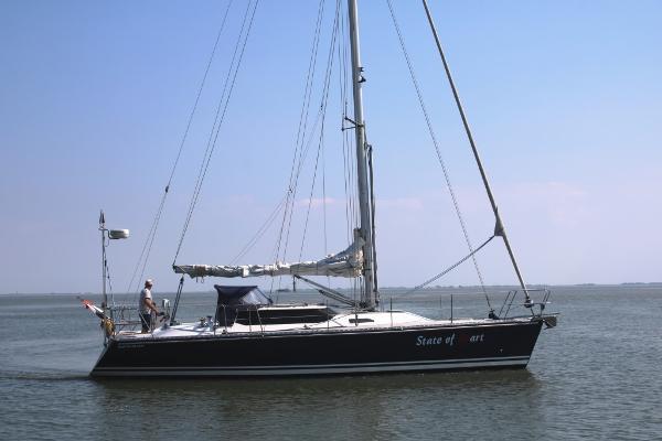 Slotta 38 CCS lifting keel