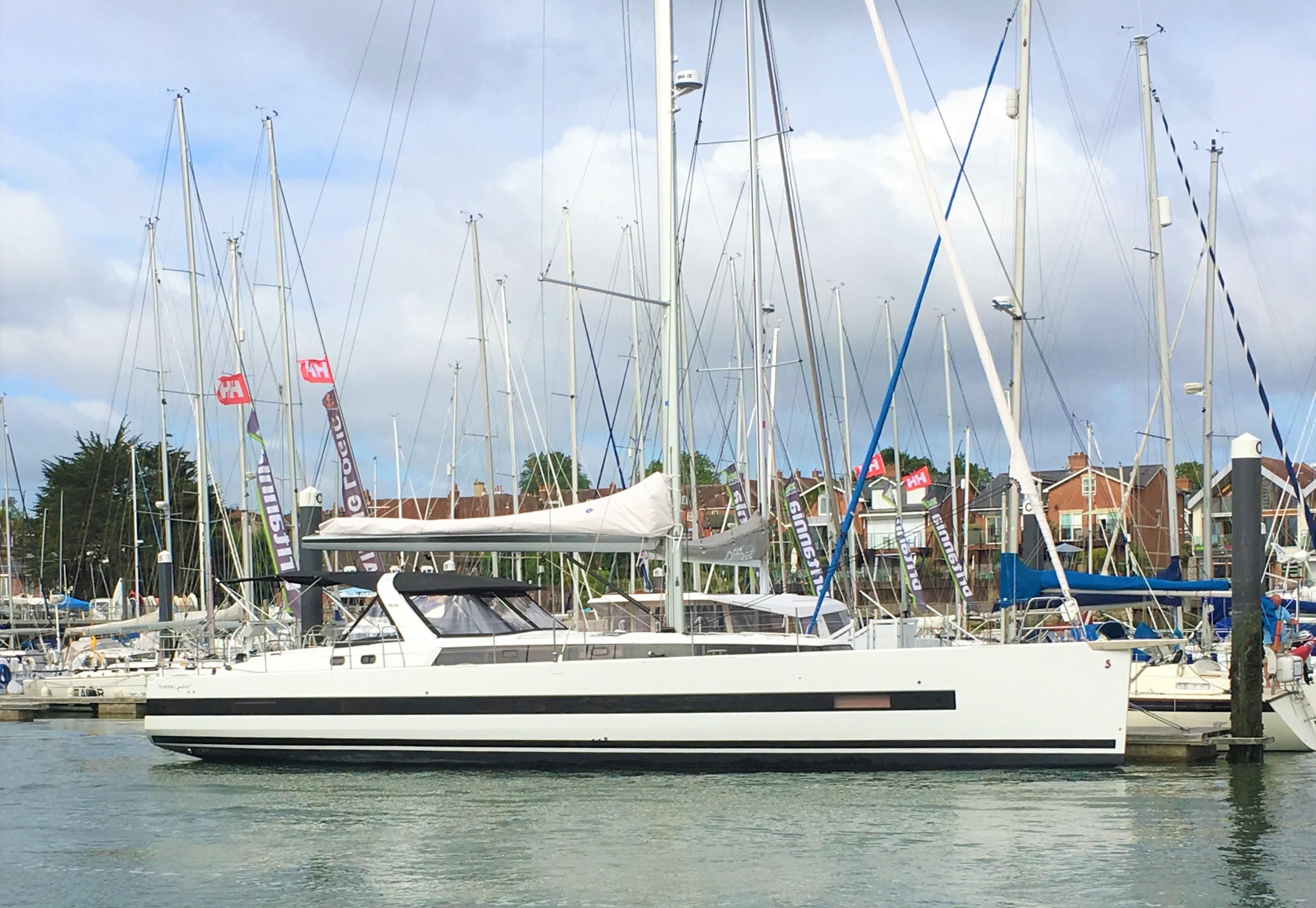 Beneteau Oceanis Yacht 62 Oceanis Yacht 62 - stock