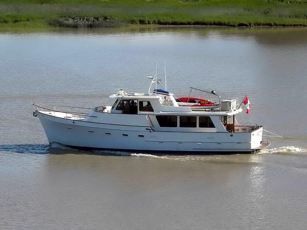 Ocean Alexander Mark 1 Motor Yacht