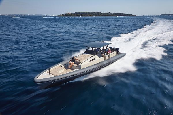 Chaser 500R RIB 50ft Chaser Yachts