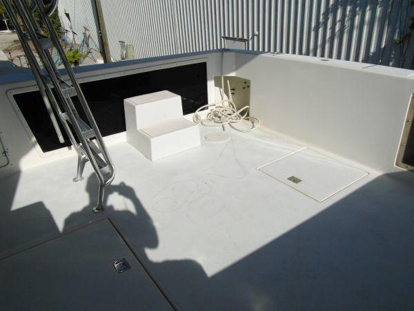Cockpit Starboard
