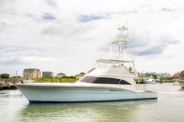 Titan Yachts Custom Carolina Profile