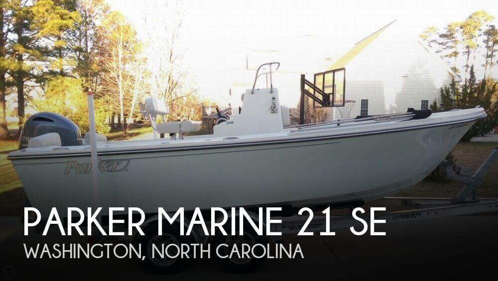 Parker 21 Special Edition 2015 Parker Marine 21 SE for sale in Washington, NC