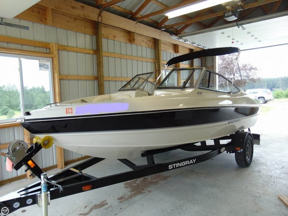 Stingray 180 RX 2014 Stingray 18 for sale in Kingsley, MI