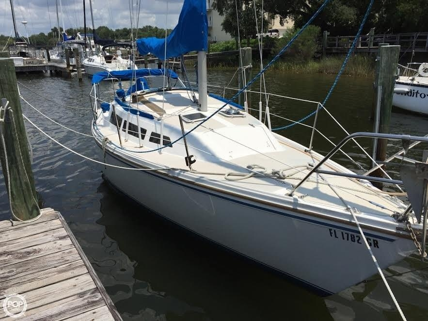 Catalina 27 1985 Catalina 27 for sale in Panama City, FL