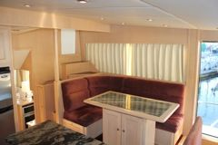 Wheelhouse/Galley Nook
