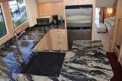 Granite Countertops in Galley