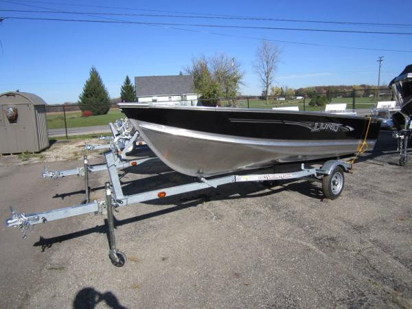 Lund Boats SSV- 14