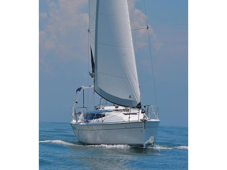 Hunter HUNTER MARINE HUNTER 33 FJ42359