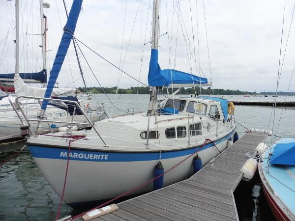 LM 27 Moored