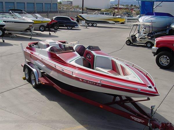 SLEEK CRAFT Open Bow Day Cruiser
