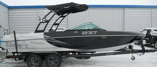 Sanger Boats V237 LS