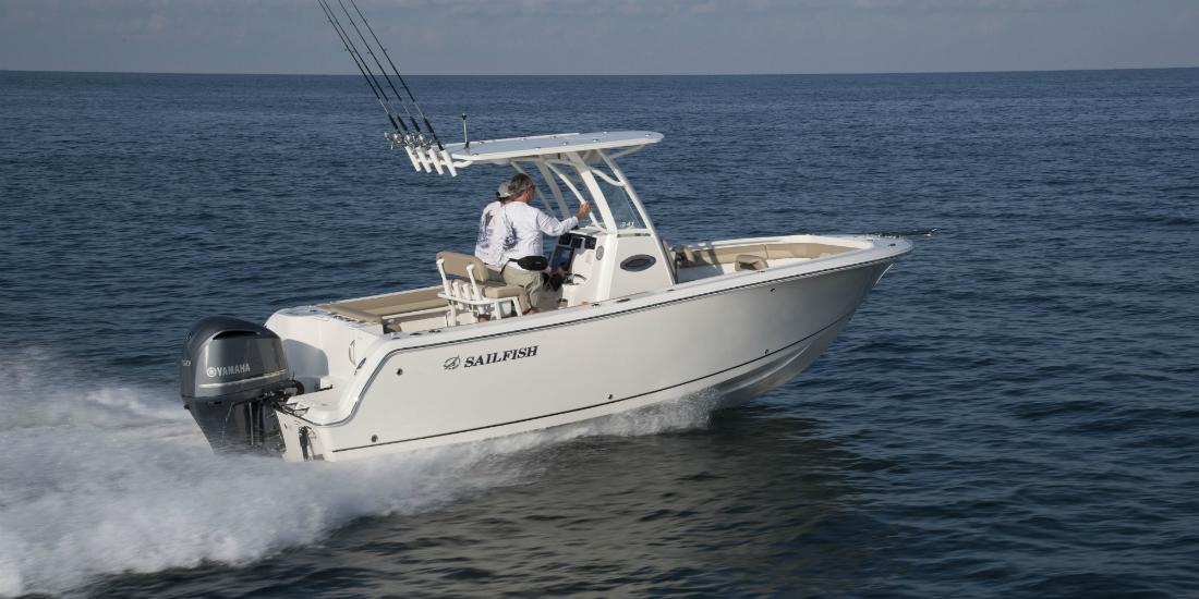 Sailfish 241 CC