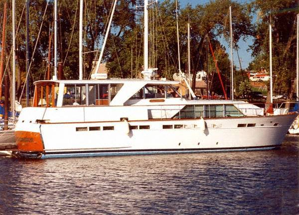 Chris-Craft Constellation