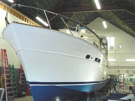 Finished hull 3